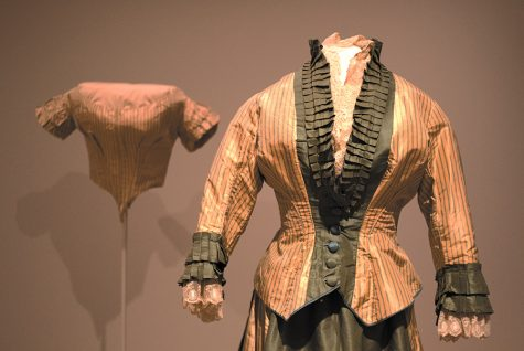 "The Fleming Museum's new exhibit, ""The Impossible Ideal: Victorian Fashion and Femininity,"" which opened Sept. 21, shows off dresses and other memorabilia from the Victorian era."