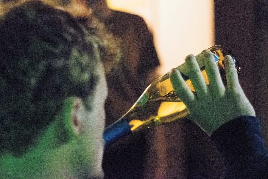 Campus alcohol stats decline