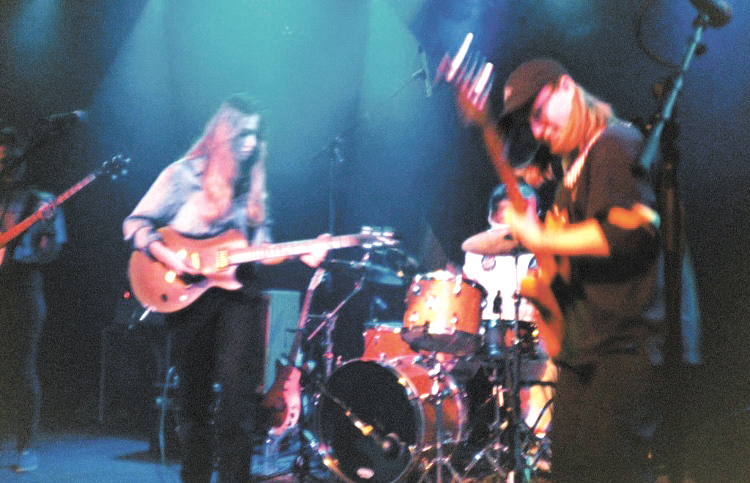 Father Figuer, which has only been a part of the Burlington scene since January, have a sound that according to the UPB concert planning committee, compliments that of Dr. Dog and Frankie Cosmos. The band, comprised of four female UVM students, are performing at FallFest 2018 Oct. 5.