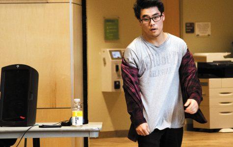 Dancer hopes to keep UVM weird
