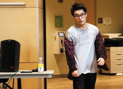 Dancer hopes to keep UVM weird