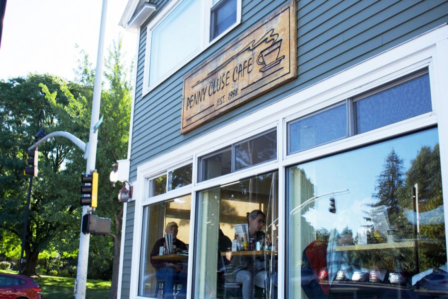 Penny Cluse Cafe located at 169 Cherry St., just off Church Street, celebrated its 20th anniversary