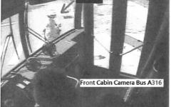 UVM Bus driver found responsible for pedestrian injury