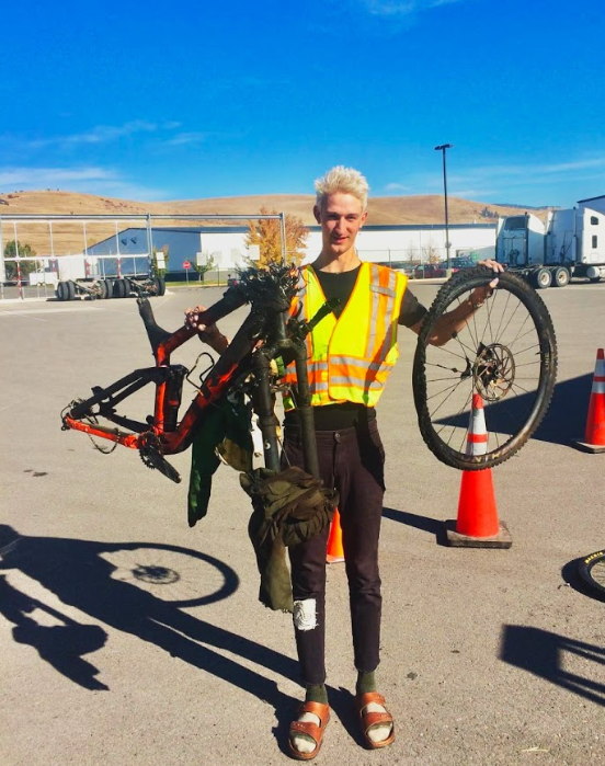 UVM Cycling team given bikes after theirs burn