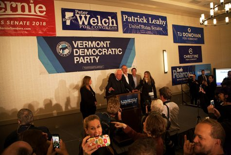 VT Democratic Party celebrates the newly elected