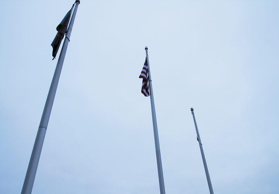 Flag+raises+concerns+among+students