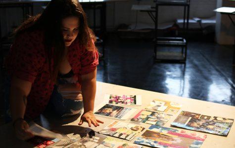 Senior curates Winooski art show
