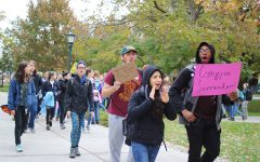 Students organize to protest gender memo