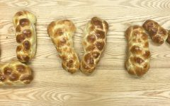 Students bake Challah bread to aid in hunger relief