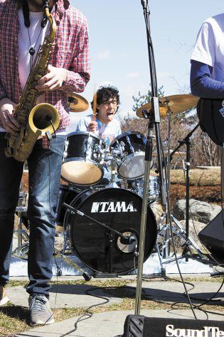 Electronic jam band returns to Higher Ground