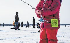 Brave the cold, learn to fish
