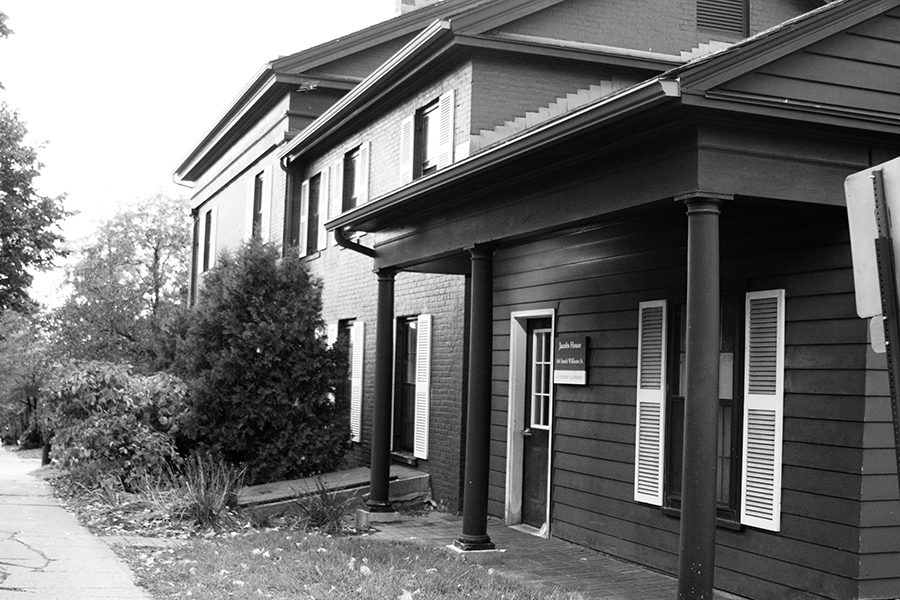The Jacob's House is home to UVM's Counselling and Psychiatry Services where students can set up appointments with counsellors for their mental health needs.