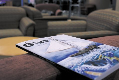 Literary magazine receives an overhaul