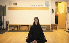 Students talk meditation on campus