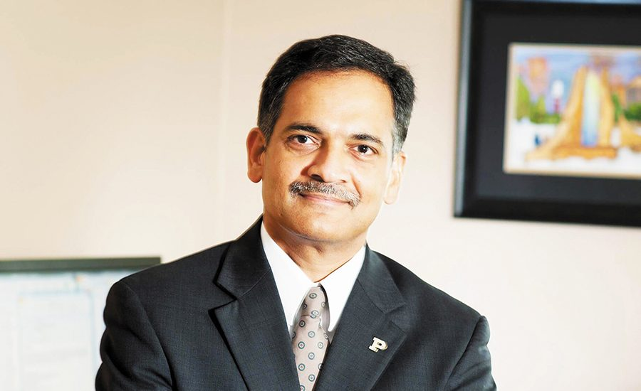 Suresh Garimella was announced as the sole finalist in UVM's presidential search. If Garimella is confirmed, he will replace President Tom Sullivan.
