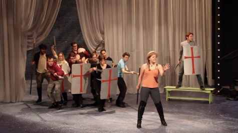 Pippin Preview: Department of Theatre