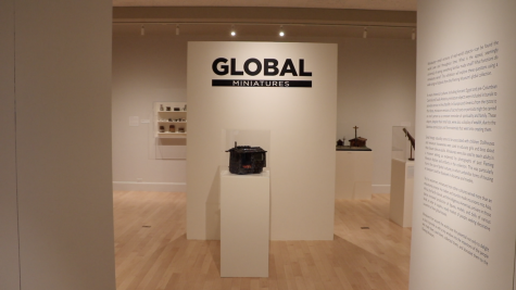 Small Worlds and Global Miniatures: New Fleming Exhibits