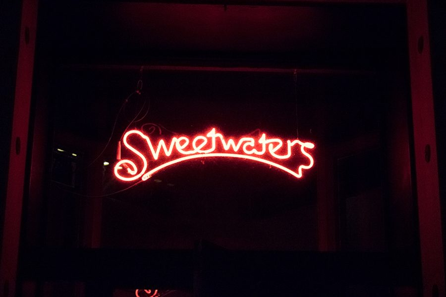 Sweetwaters, located on Church Street, serves American classics like nachos, salads and burgers. It offers a casual yet upscale vibe to its customers.