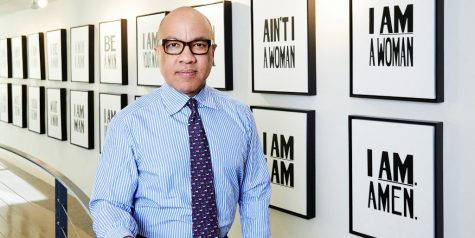 This year's commencement speaker will be Darren Walker, the president of the Ford Foundation, and first openly gay speaker since 2011. Walker has been featured in Time's annual list of the 100 Most Influential People in the World and Rolling Stone's 25 People Shaping the Future.