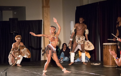 Troupe brings step dancing to campus