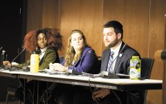 Scannell and Doherty elected SGA president and vice president