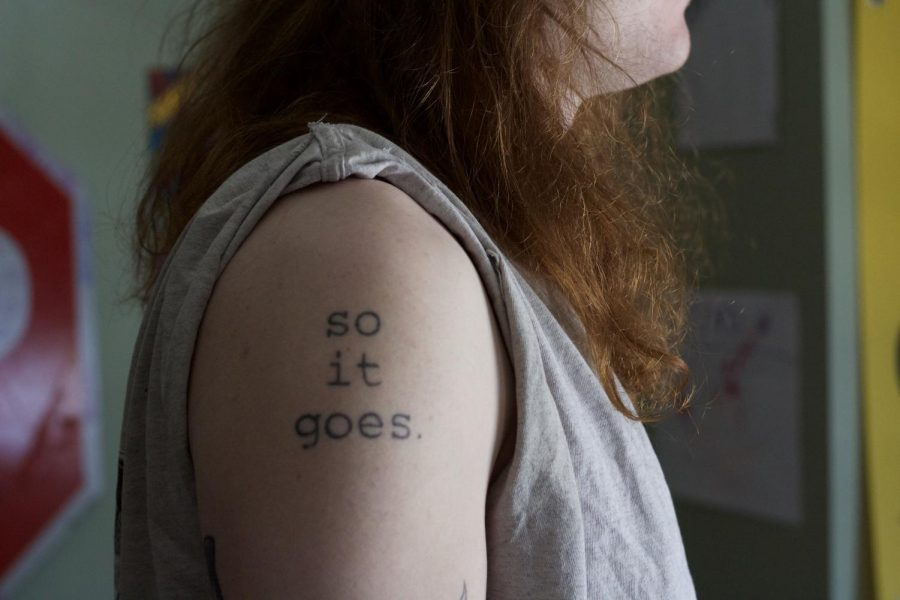 c283c9075 No Ragrets: Love for Unconventional Tattoos – The Vermont Cynic