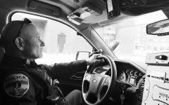 Campus cops patrol the college community