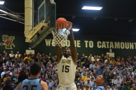 Catamounts stomp over Black Bears