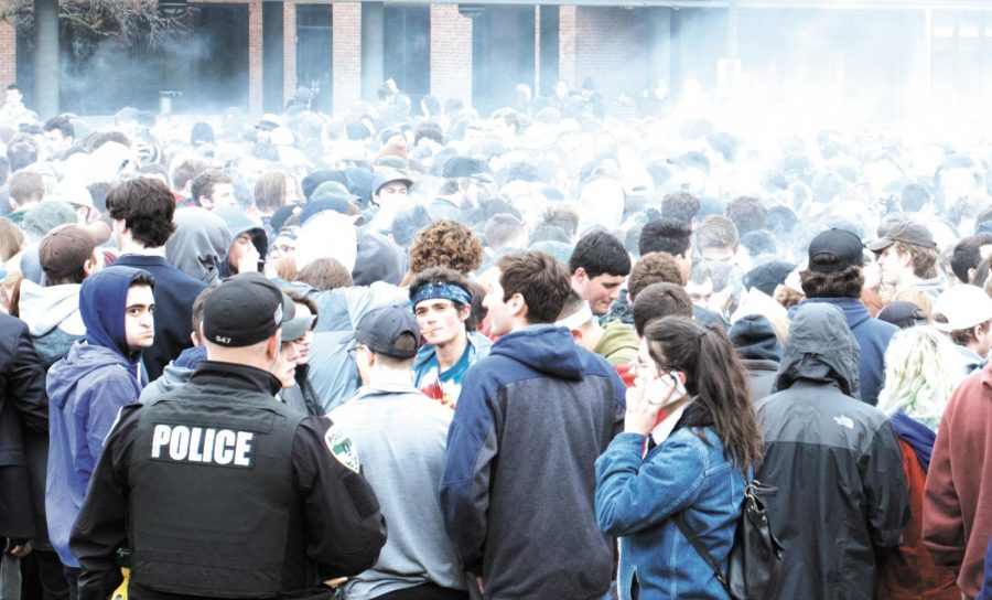 A look at UVM's drug use