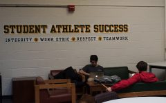 Athletes aim to win academic success