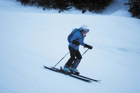 Skiers shred for female health care and empowerment