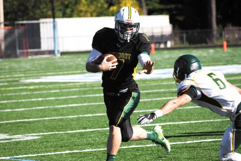 UVM club football ends season with a No. 2 ranking
