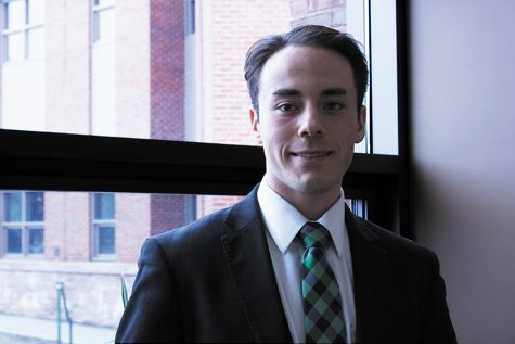 Student trustee looks to next generations