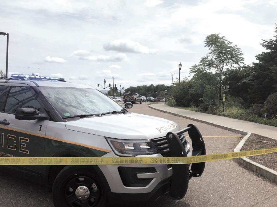 A shootout that occurred 3 p.m. April 16 on North Willard Street led to the arrest of four suspects in the murder of a 23-year-old man. The shootout resulted in multiple CatAlerts warning students to avoid the area, until the 5 p.m. alert opened the area for regular traffic.