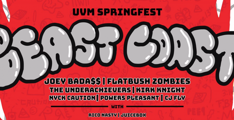 UPB secures rap collective Beast Coast for SpringFest