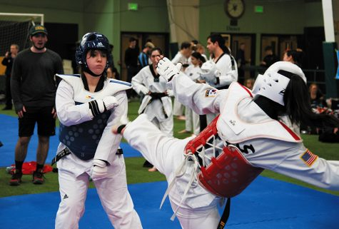 Taekwondo club hosts tournament in Vermont