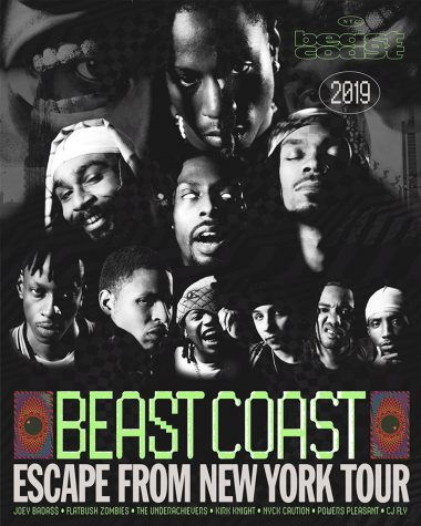 Hip-hop supergroup Beast Coast to headline SpringFest