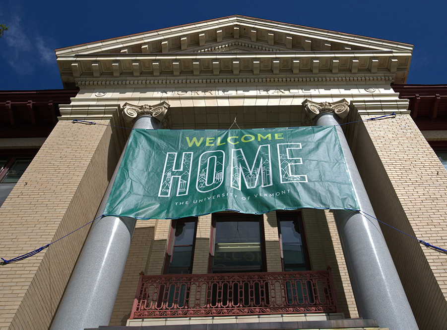 Morrill Hall on UVM's Central campus holds the office of the dean of the College of Agriculture and Life Sciences. In August 2018, former Dean Thomas Vogelmann announced he was stepping down, and a replacement still hasn't been found a year later.