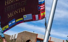 Alianza Latinx kicks off Hispanic Heritage Month with flag raising ceremony