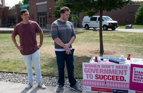 'They're just bad news,' Turning Point USA attempts to reemerge at UVM