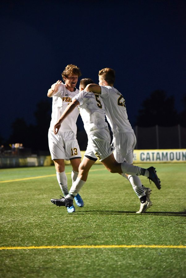 Preview: UVM men's soccer coach talks semifinals ahead of the game