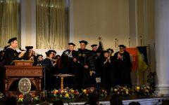 Presidential Installation Ceremony marks official start for new President
