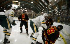 Men's Hockey opens season with a win