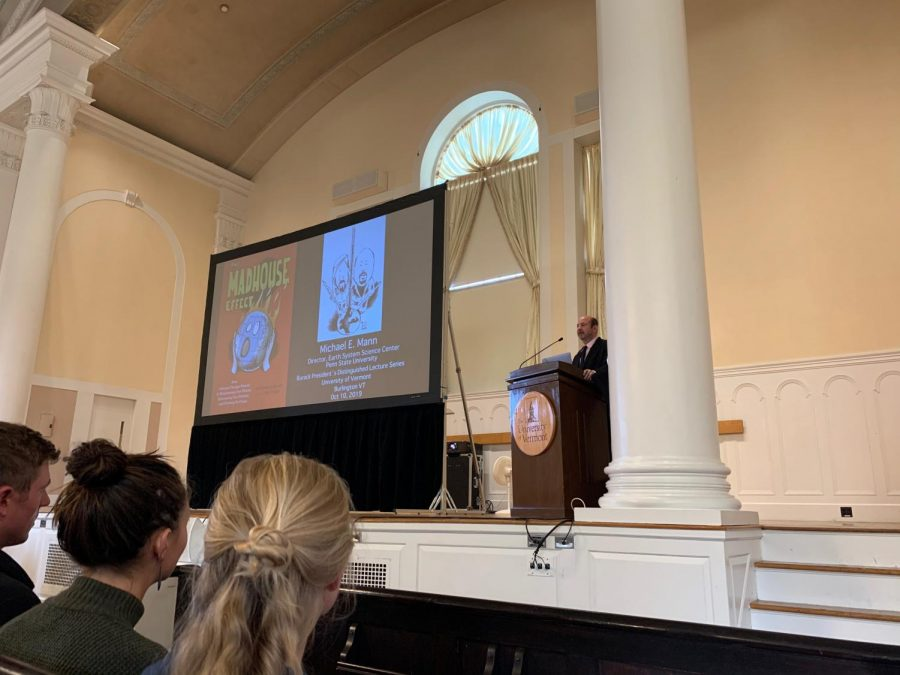 Prominent+climate+expert+visits+UVM+and+discusses+climate+denial
