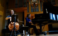 Classical duo strikes a chord at UVM