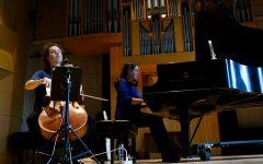 Classical duo strikes a chord at UVM