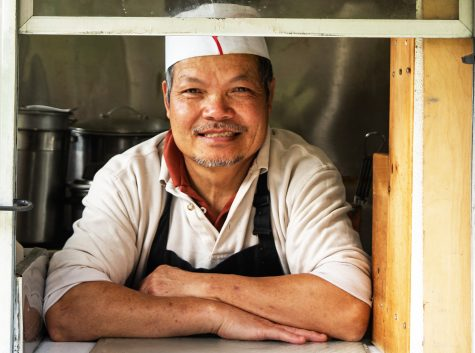 Lucky Chinese Food Cart boasts 27 years on campus