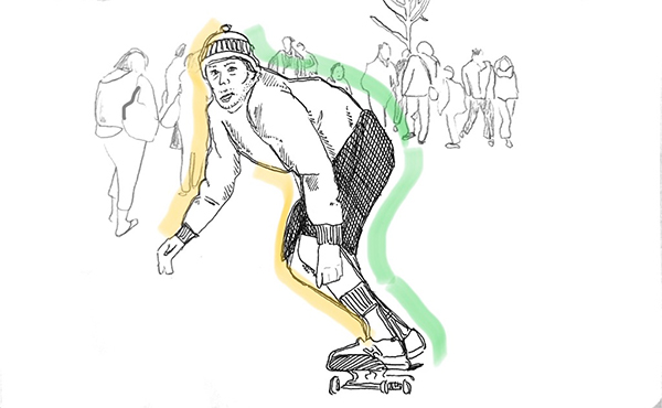 Skateboarders need a place to skate so we can be safe