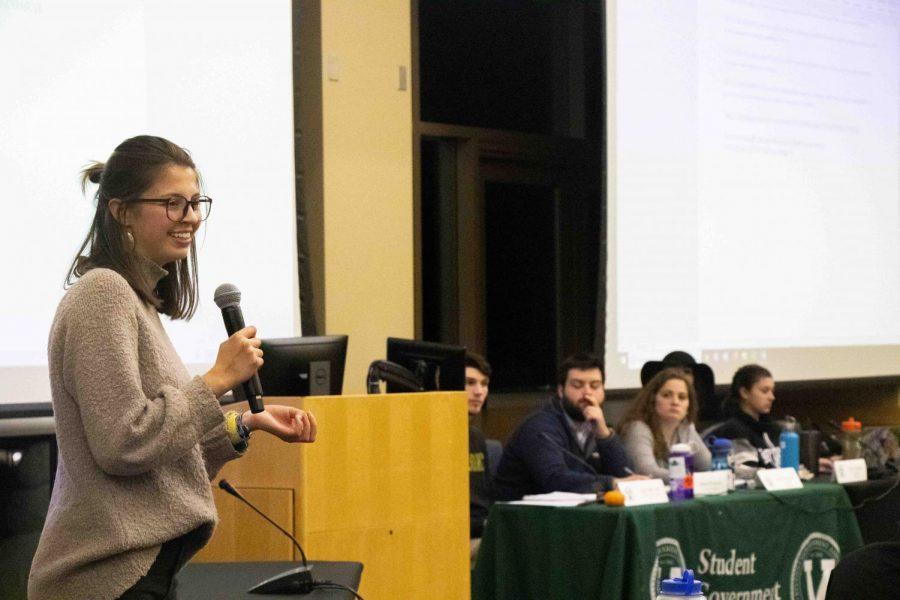 SGA passes resolution in support of peer advising