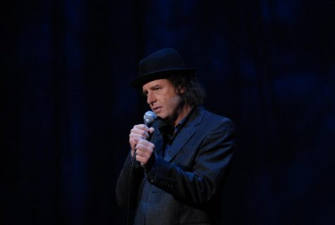 Comedian Steven Wright to perform at the Flynn
